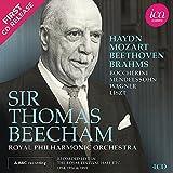 Sir Thomas Beecham Live