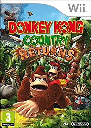 Nintendo Selects: Donkey Kong Country Returns