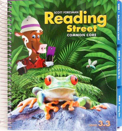 Reading Street, Common Core, Teacher Edition, Grade 3.3