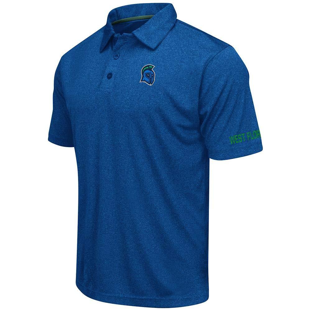 メンズ UWF West Florida Argonauts 半袖ポロシャツ B07GT7G9L1  Medium