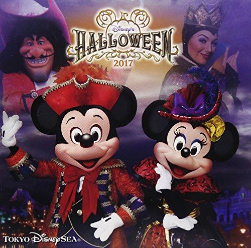 Tokyo Disneysea Disney`S Halloween 2017]()