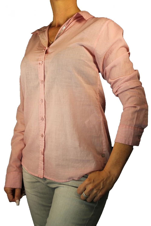 Milano Italy Damen Bluse rosa