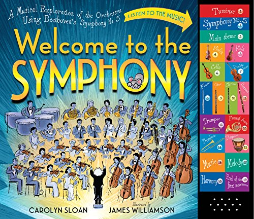 - Welcome to the Symphony: A Musical Exploration of the Orchestra Using Beethoven's Symphony No. 5