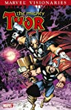 img - for Thor Visionaries: Walter Simonson, Vol. 2 book / textbook / text book