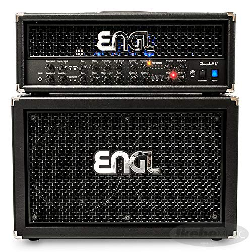 ENGL エングル ギターアンプ POWERBALL II w/EL34 [E645/2SE] + 2x12 Pro Cabinet [E212VHB] SET B07QVY6Z7F