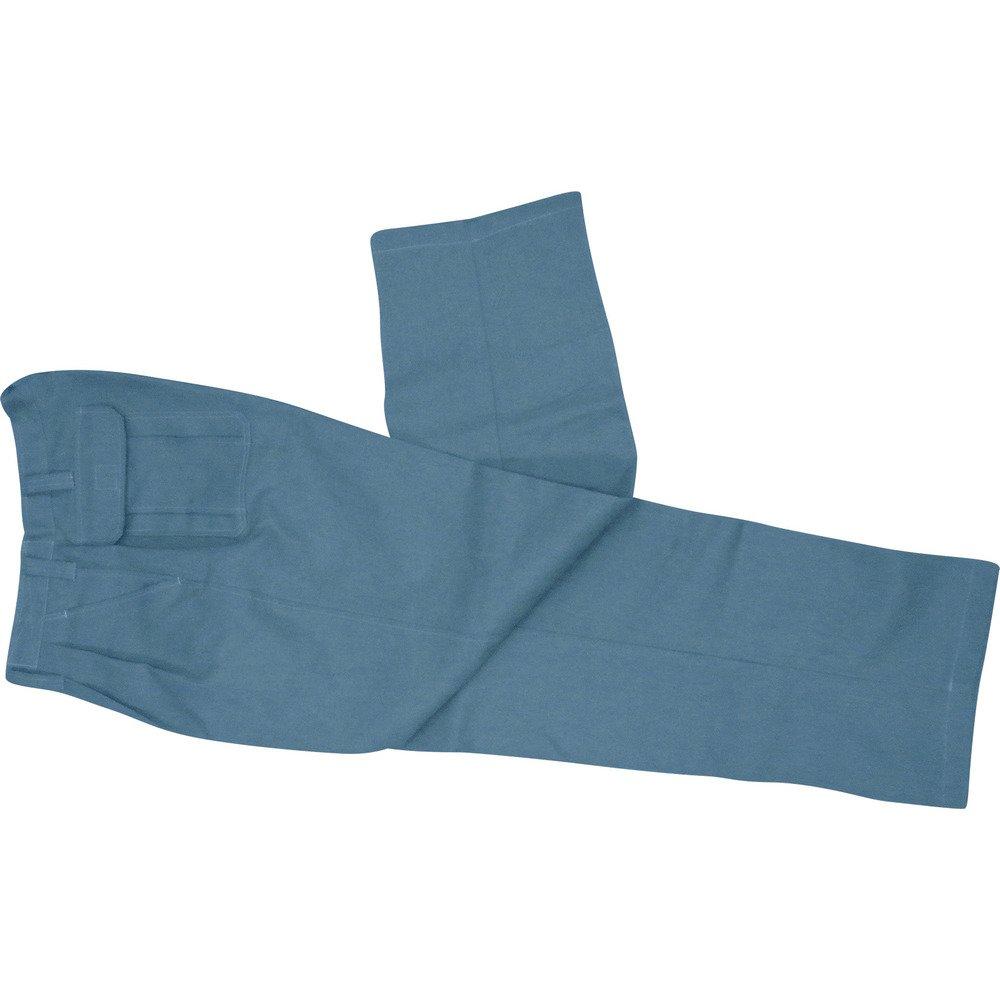 吉野 ハイブリッド(耐熱耐切創)作業服 ズボン ネイビーブルー YS-PW2BLL 耐熱ジャケット B0795CZDP1
