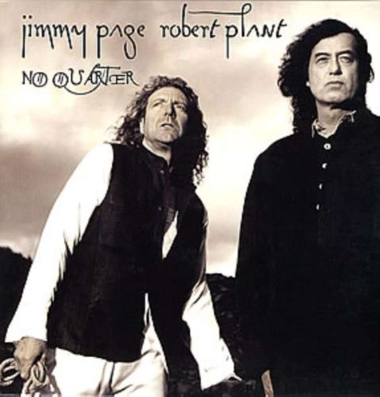 No Quarter: Jimmy Page & Robert Plant Unledded [Vinyl]
