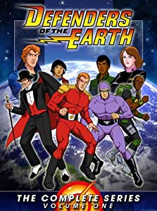 Defenders Of The Earth - The Complete Series, Vol. 1