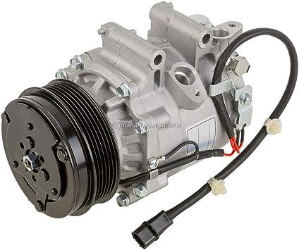 AC Compressor /& A//C Clutch For Honda Accord Crosstour /& Acura TL TSX