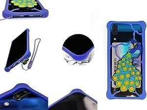 Silicone Cover Case for BLU Dash L5 LTE L4 Grand 5.5 HD II Life One X3 R2 Plus Studio G3 C5 M2 L3 Vivo 8L S1 Pro G Mini XL J8 Touchbook M7 8 Advance A5 A4 Sele 3 J1 Tank Xtreme X Mega R1 Energy LKQ