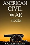 The American Civil War: 8 Historical Novels (Complete Series)