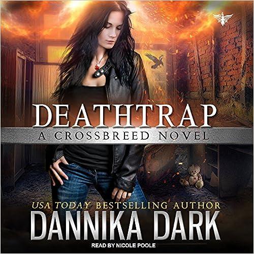 Book Deathtrap (Crossbreed)