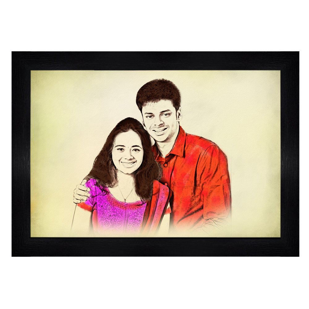 Customized gifts personalized gifts portrait pencil sketch wedding gifts birthday gifts corporate gifts for bossemployees clients valentines