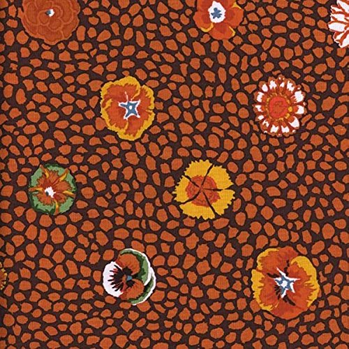 Free Spirit Fabrics Kaffe Fassett Brown Guinea Flower