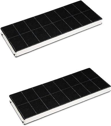 Filtro de carbón activo adecuado para campanas extractoras: Bosch, Siemens, Constructa, Neff. BSH 00296178, DHZ3405, DHZ3406, LZ34501 DHI635HGB, LI23033, DHZ3406, LZ34501, Z5143X1. filtro de carbón activo).: Amazon.es: Grandes electrodomésticos