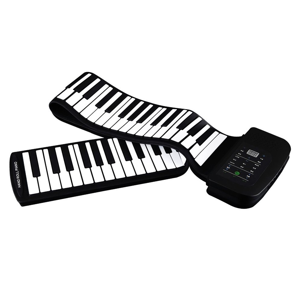 Amazon andoer portable 88 keys silicone flexible roll up amazon andoer portable 88 keys silicone flexible roll up piano foldable keyboard hand rolling piano with battery sustain pedal us plug musical hexwebz Choice Image