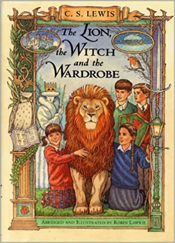 The Lion, the Witch and the Wardrobe: A Graphic Novel Chronicles of Narnia:  Amazon.co.uk: Lewis, C S: Books