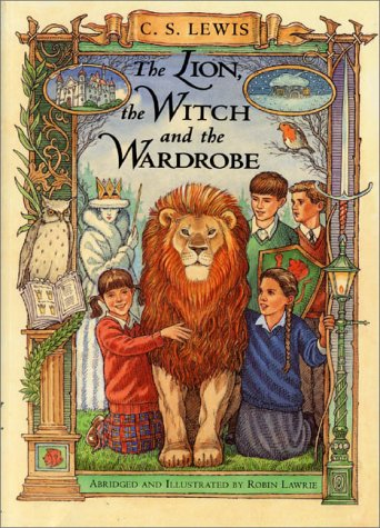 Image result for The Lion, the Witch and the Wardrobe by C.S. Lewis