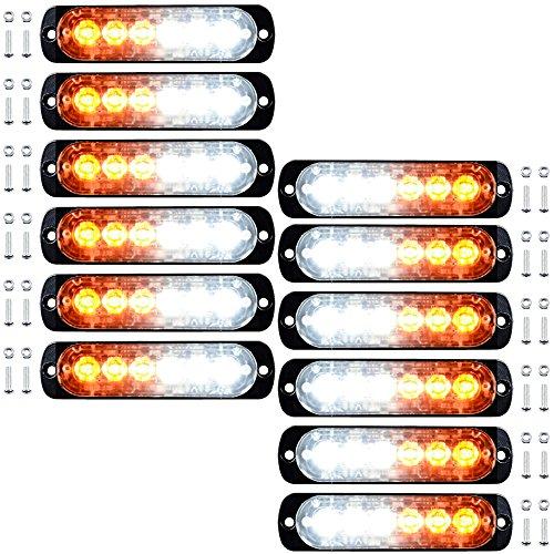 24V Led Flashing Lights - 9