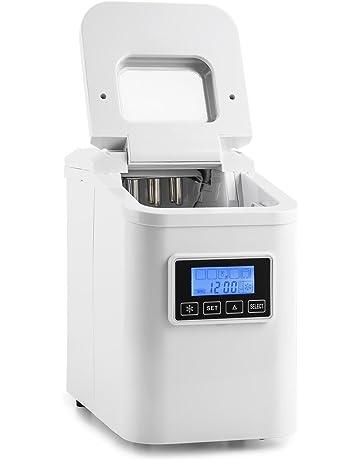 Klarstein Lannister Máquina para hacer cubitos de hielo (cubos en solo 10 minutos, 10