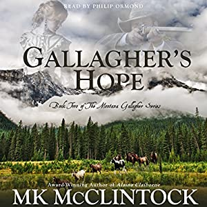 Gallagher's Hope Audiobook