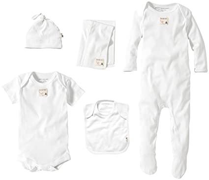 Burts Bees Baby Clothes Impressive Amazon Burt's Bees Baby Unisex Baby Coming Home 60 Pc Gift
