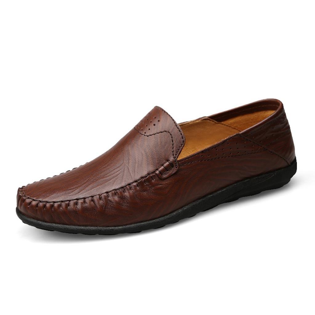 Zapatos de Hombre Zapatos de Trabajo Zapatos de Vestir Zapatos al Aire Libre Zapatos Grandes 37 EU|Brown