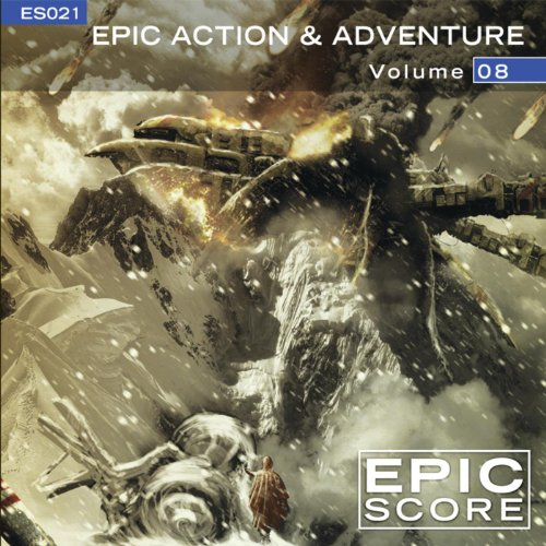 Epic Action & Adventure Vol. 8...