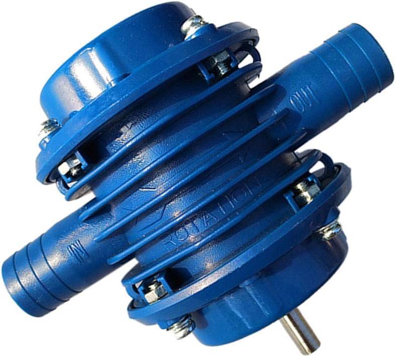 Fangfeen Drill Multi-usages Powered Pompe perceuse /électrique centrifuge Amor/çage Automatique Pompe de Transfert Jardin Outils /électriques