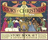 The Story of Christmas, Story Book Set and Advent Calendar, Carolyn Croll, 1563055473
