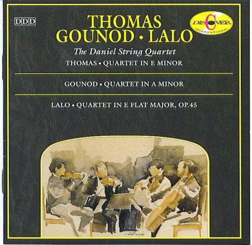 Thomas: Quartet Max 52% OFF in E Max 68% OFF A Gounod: Lalo: Minor