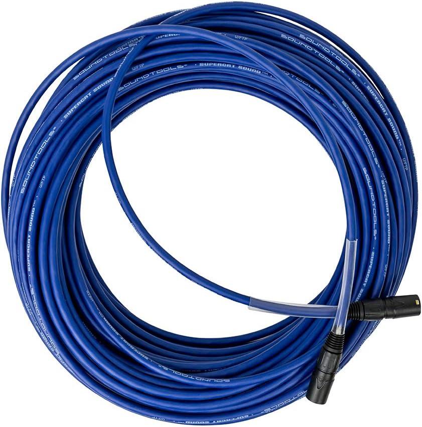 SoundTools SuperCAT Sound Entertainment Grade Shielded CAT5e Cable etherCON 100 feet