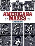 Americana Mazes (Dover Children's Activity Books)