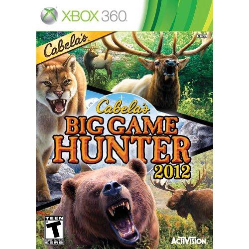 Cabela's Big Game Hunter, 2012 – Xbox 360