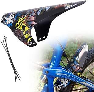 Haplws Juego de Guardabarros MTB Bicicleta de montaña Bicicleta de ...