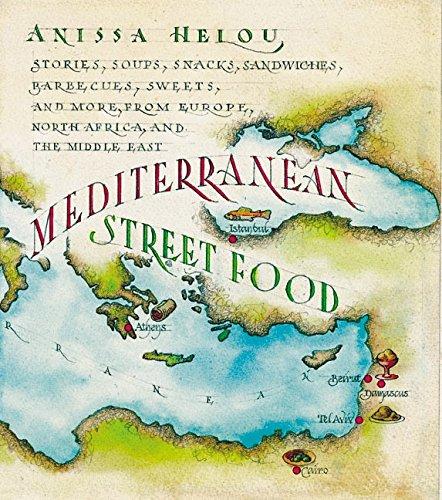 Mediterranean Street Food pdf epub