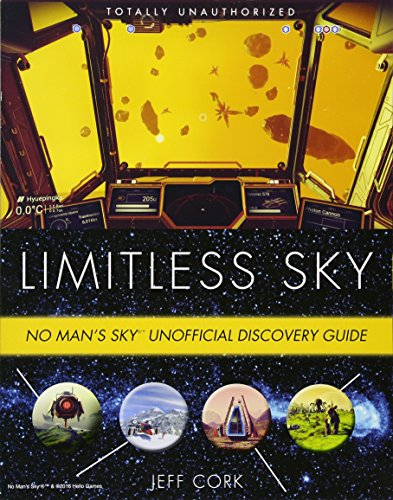 Price comparison product image Limitless Sky: No Man's Sky Unofficial Discovery Guide