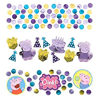 Confetti | Peppa Pig Collection | Party Accessory: Toys & Games