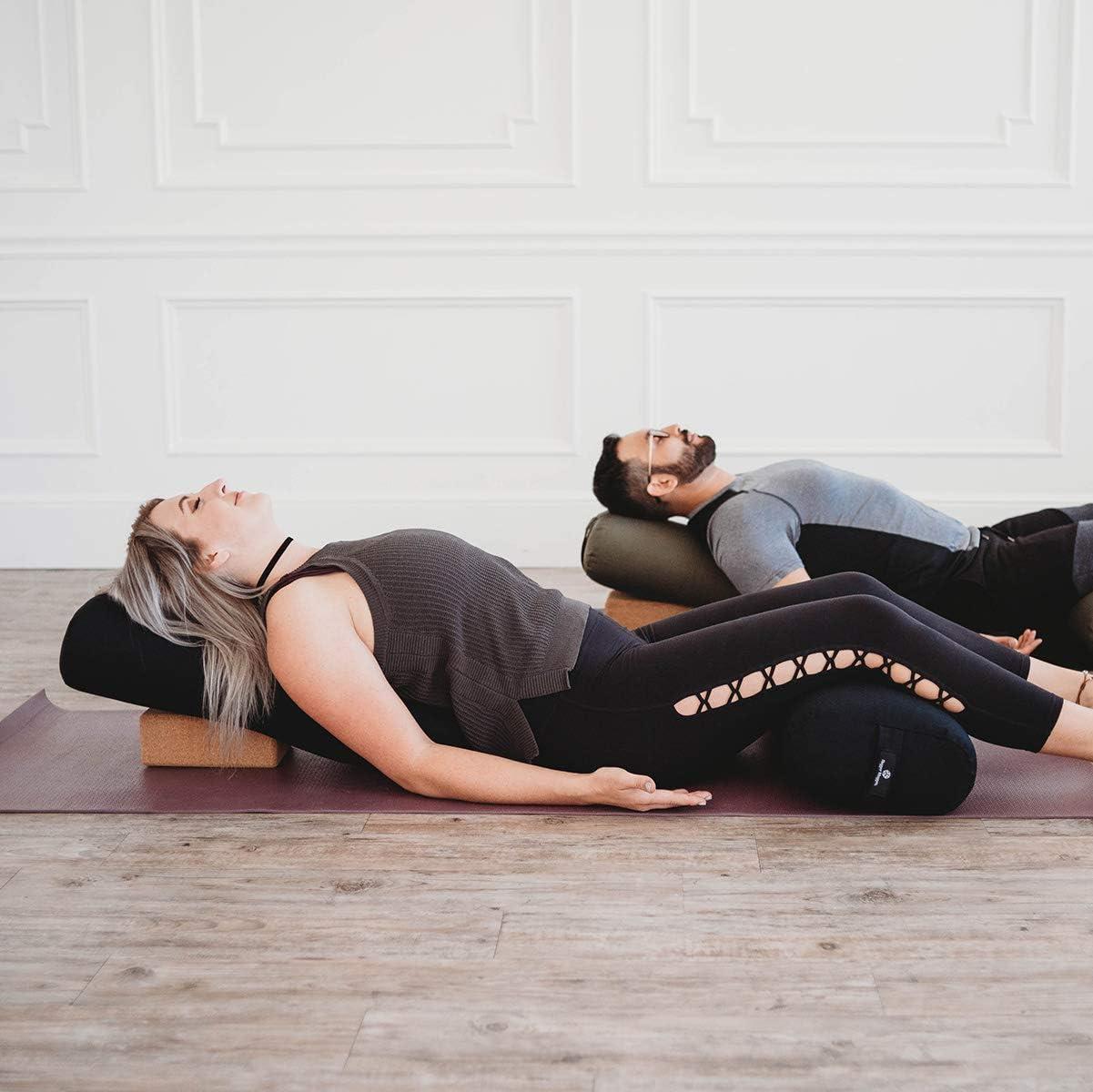 Hugger Mugger Standard Yoga Bolster