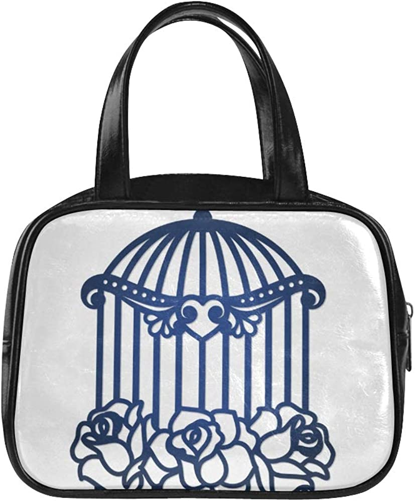 Woman Ladies Bag Hanging Birdcage Ivy Knitted Classic Fashion Bags Womans Tote Bags Pu Leather Top Handle Satchel Carry On Tote Bags
