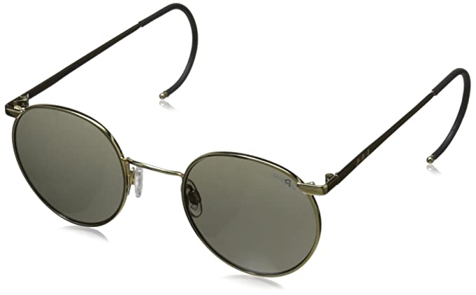 c5820bd50d6 Amazon.com  Randolph P3 Round Polarized Sunglasses