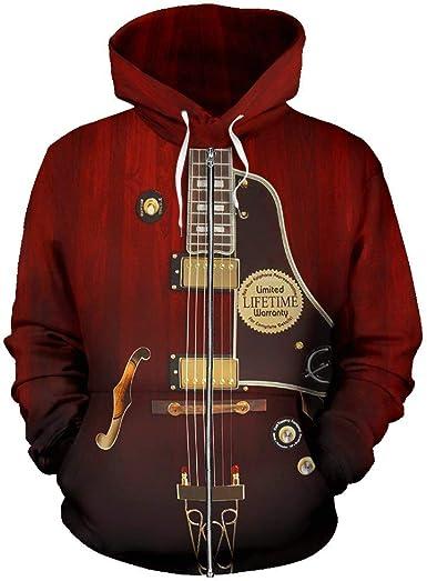 Fender Guitar Music String Pullover Hoodie Sweatshirt NEW Black