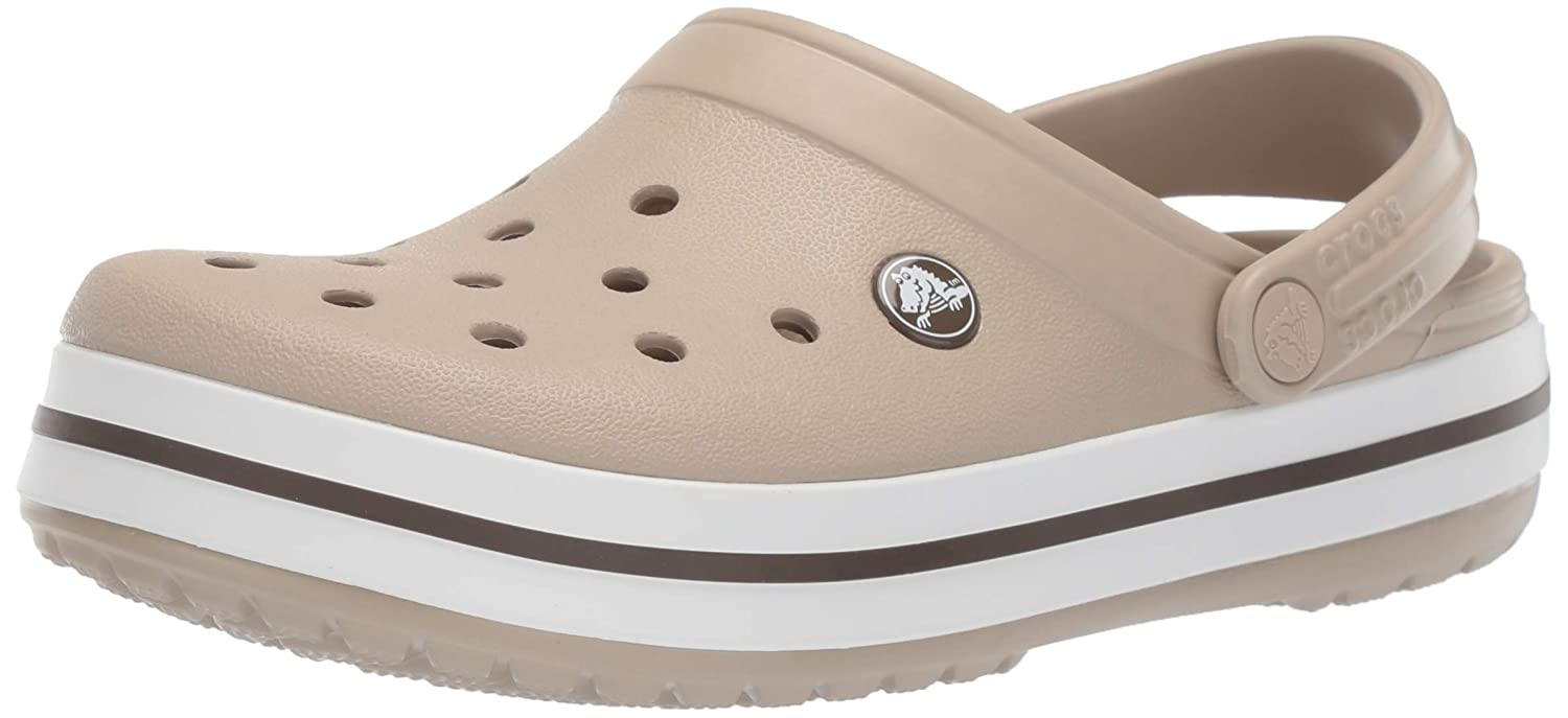 ab227cafcc980 Crocs Unisex Adults  Crocband U Clogs  Amazon.co.uk  Shoes   Bags