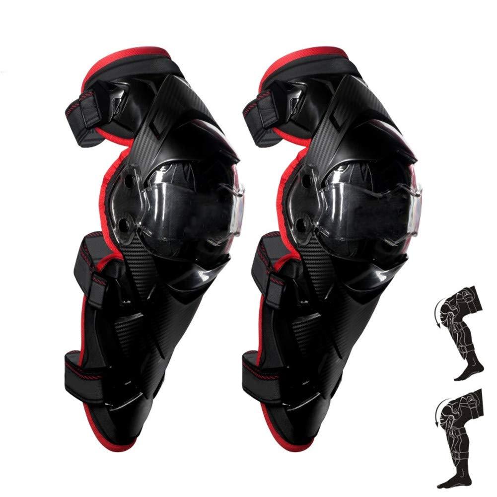 世界的に有名な オートバイの膝パッド、モトクロスの膝の保護装置、膝装具サポート保護ギヤ自転車スキー保護ギヤ,White B07M9PBBC1 Red Red Red, I-TOP:82f60c3e --- a0267596.xsph.ru