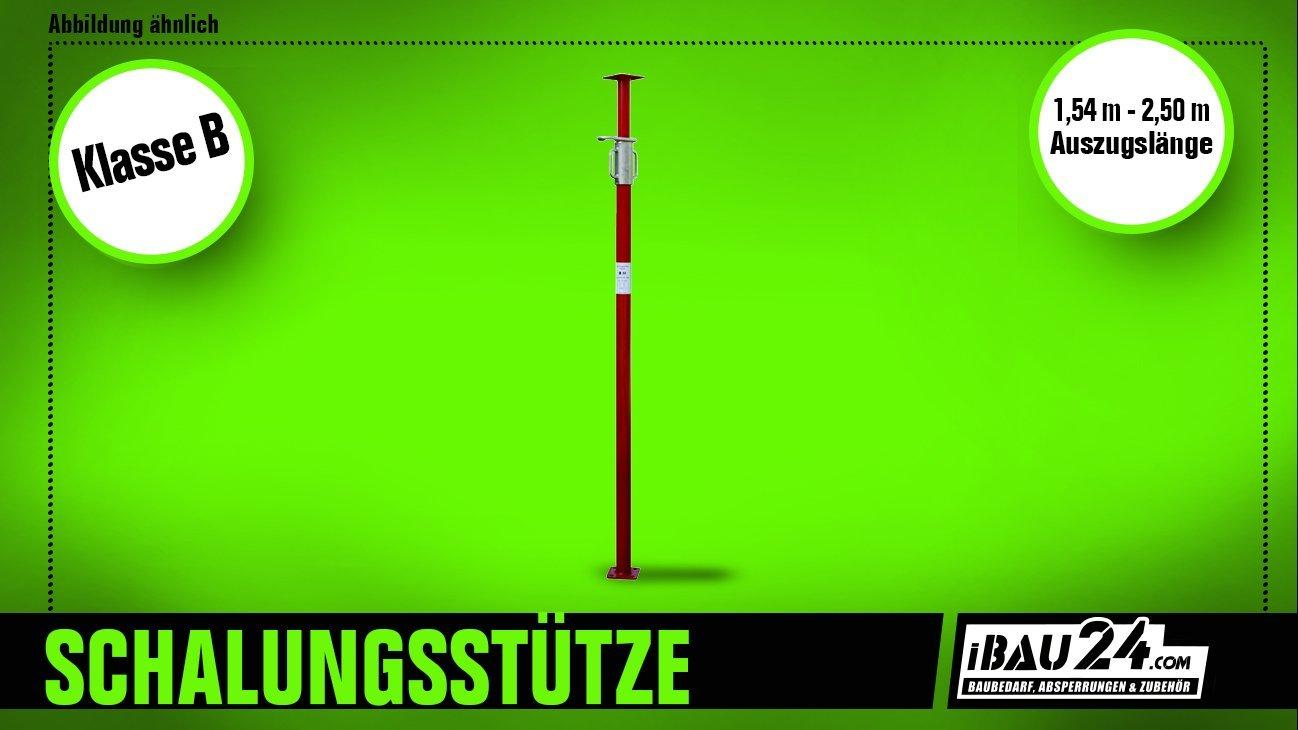 Schalungsst/ütze Klasse B 2,37m 4,00m