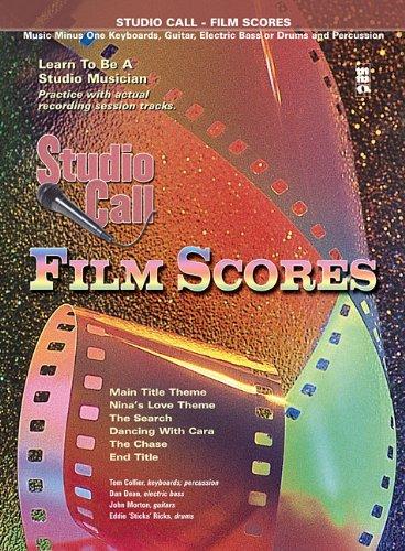 Studio Call: Film Scores - Piano: Learn to Be a Studio Musician ebook