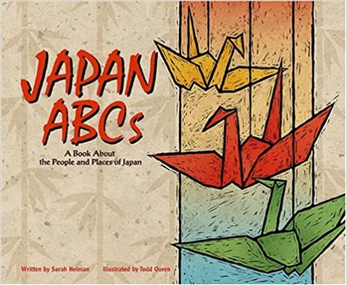 Japan ABCs: A Book About the People and Places of Japan (Country ABCs)