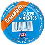 Dromedary Sliced Pimientos, 4 oz