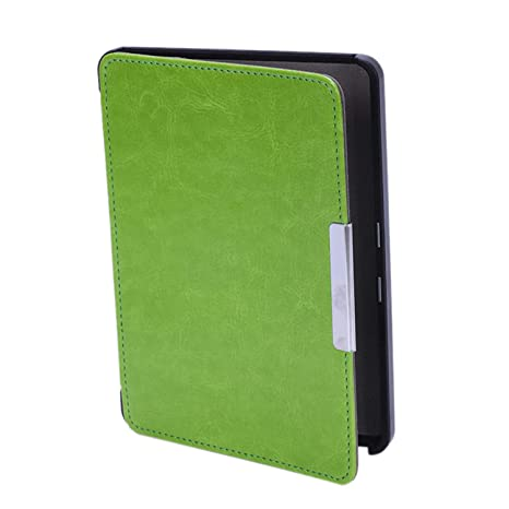 WOVELOT Funda para KOBO GLO HD 6.0 eReader Magnetica Auto Sleep ...