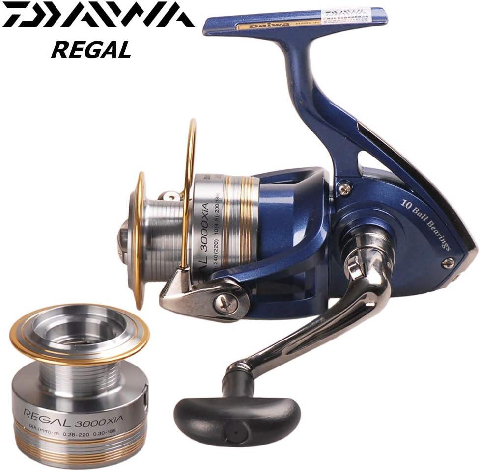 Daiwa - Carrete de Spinning Regal 2500 XI: Amazon.es: Deportes y ...